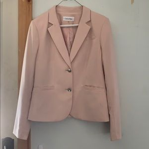 Calvin Klein Womens Suit Jacket